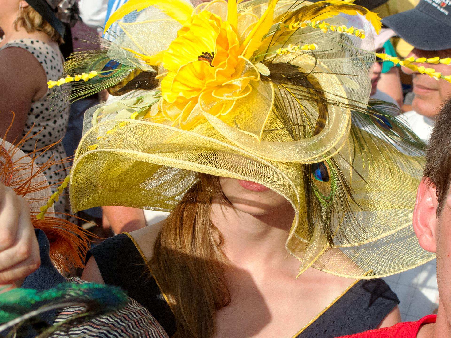 Glorious hats.
