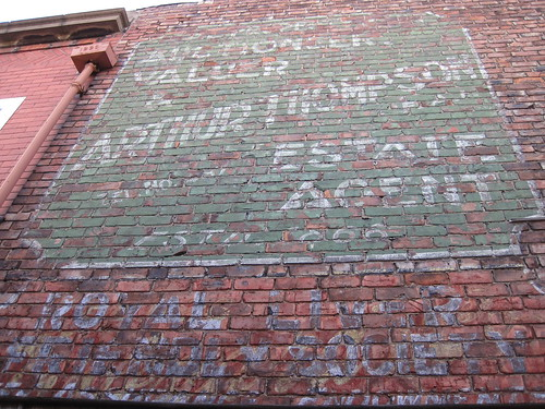 Middlesbrough Ghostsign