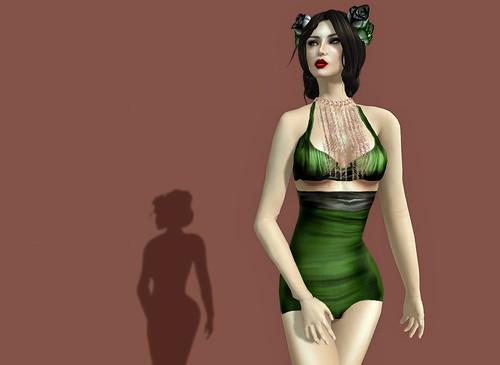 Di Suit by Audrey Cresci
