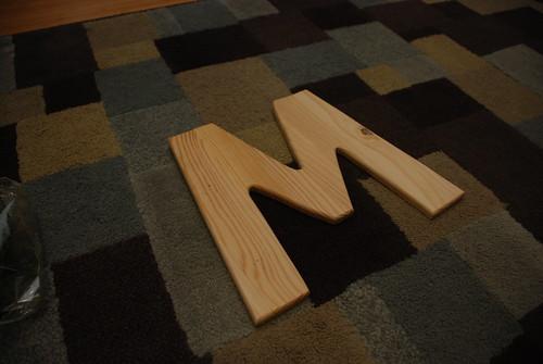 wood M