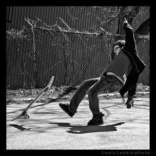La chute/The fall