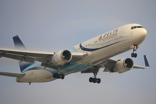 Delta Air Lines | Boeing 767-300ER @ SBGR