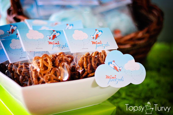 Airplane Baby Shower Ashlee Marie Real Fun With Real Food