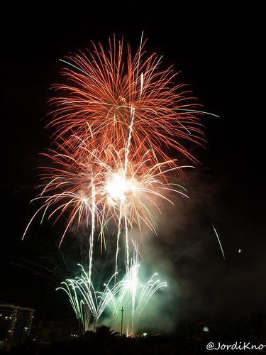 2012.06.24 - Fuegos Artificiales Sant Joan Despí - 2062