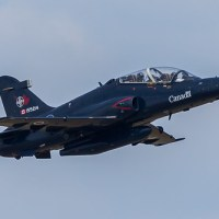 Canada Forces 155214 Bae CT-155 Hawk #YVR
