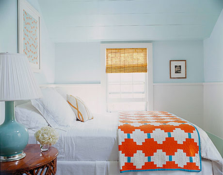 blue-bedroom-with-bamboo-blinds2