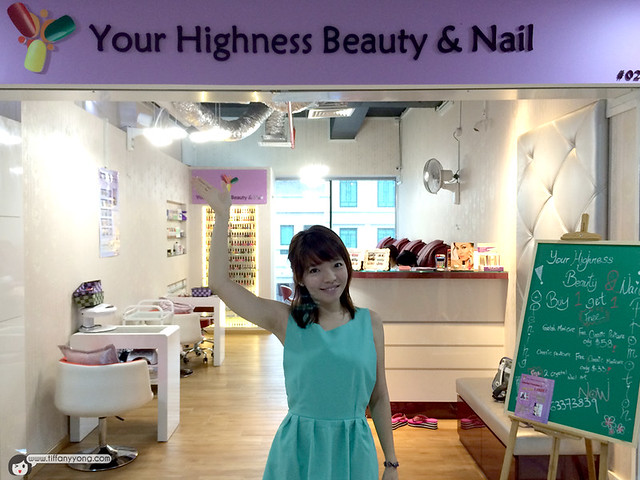 Your Highness Nails Bugis Cube