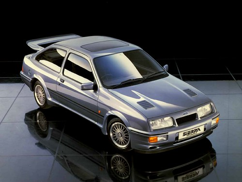 Ford Sierra RS Cosworth: Deportivo de Alta Performance