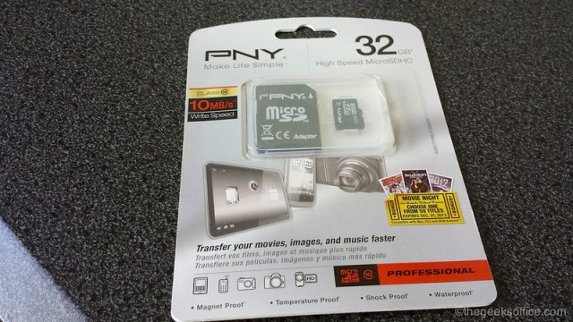 PNY 32GB MicroSD