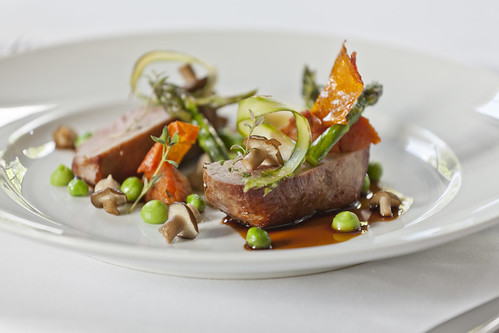 Roasted rump of Cotswold lamb 3