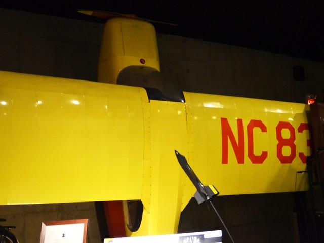 Armstrong's Aircraft