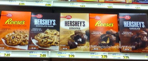 Betty Crocker Hershey's Premium Mixes