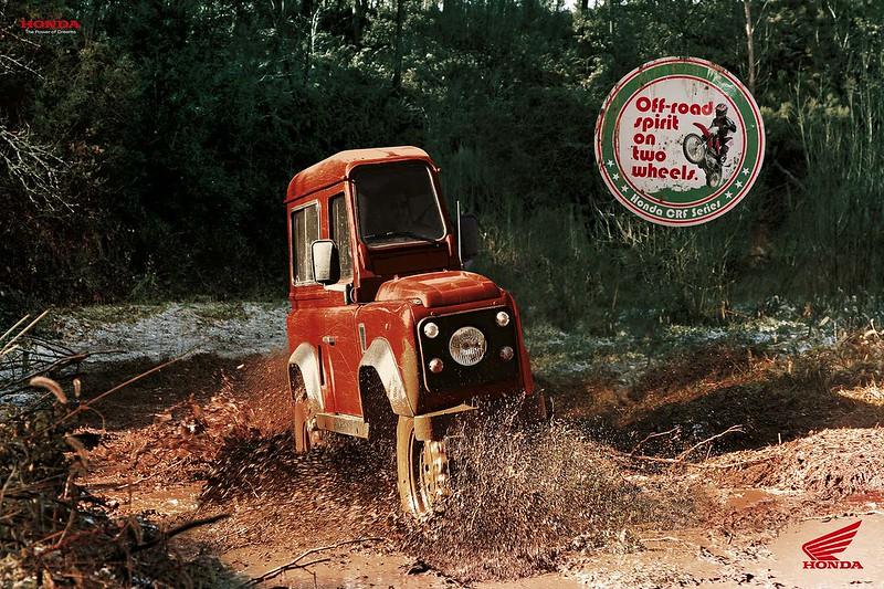 Honda-CRF-Line-Two-Wheels-Red