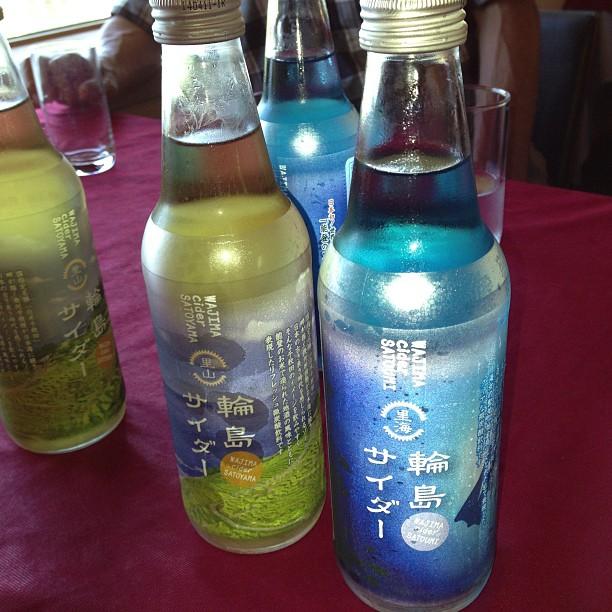 初めて飲みます(-_^)
