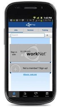 JobPrep App Phone_200