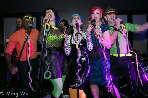 The Peptides @ Megaphono