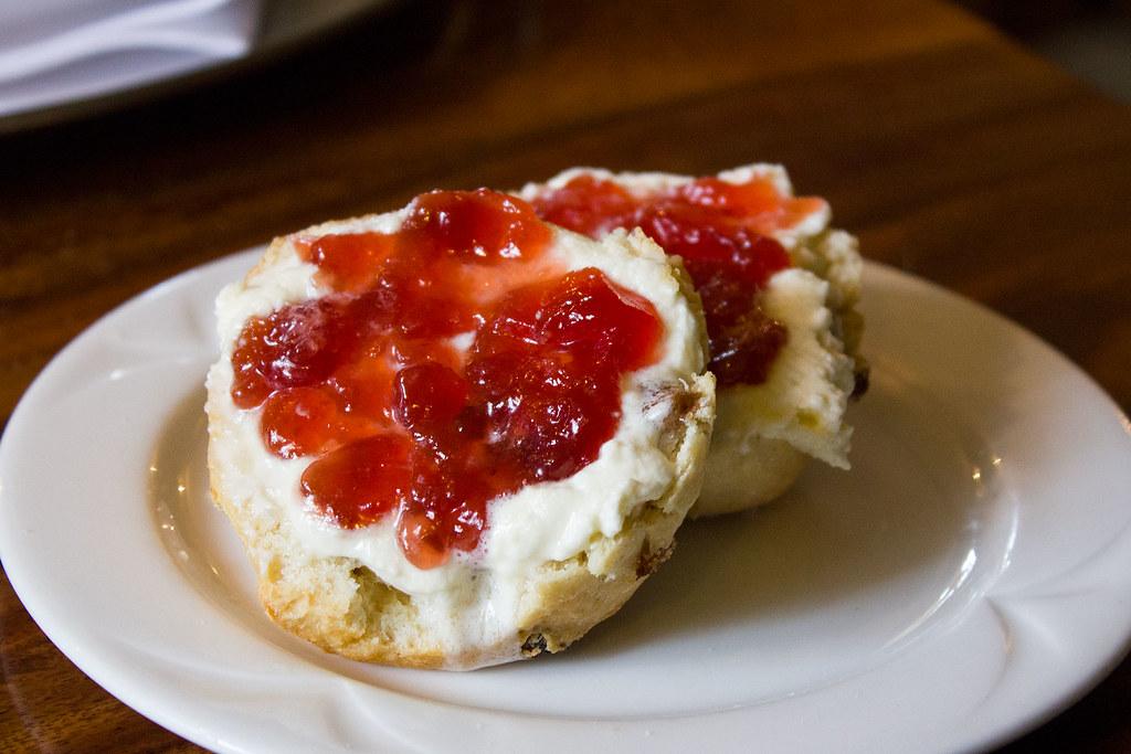 scones-afternoon-tea-ox-pasture-hall-hotel