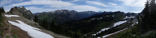 View From Hayden Pass