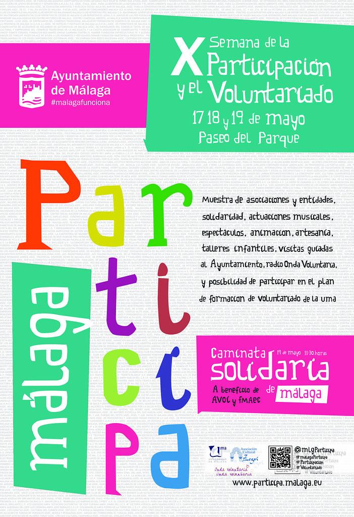 X SEMANA DE PARTICIPACION Y VOLUNTARIADO