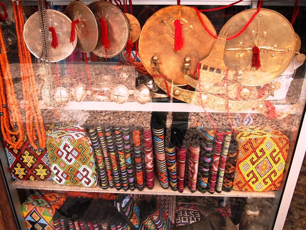 tais market, dili