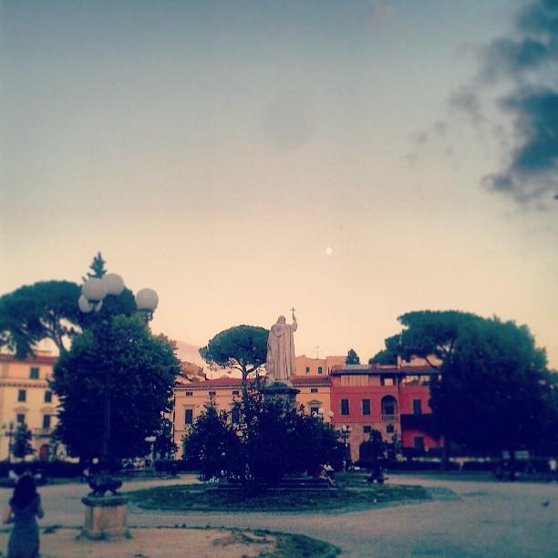 Piazza Savonarola @ #Firenze