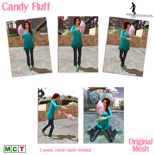 Coming soon - Candy Fluff