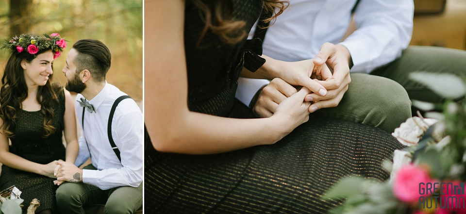 Wedding Creative Inspiration Hamilton Woodland engagement Photography 0018