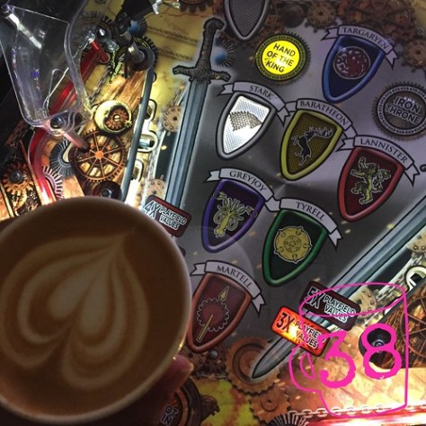 Pinball & Coffee