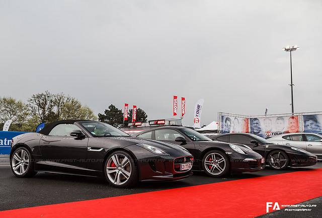 Jaguar F-Type - Le Mans