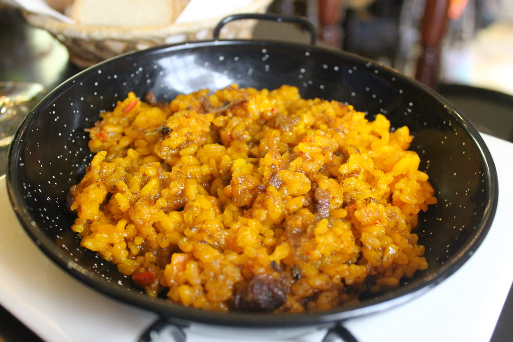 Comer en Córdoba