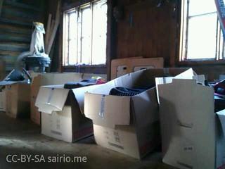 kirpparitavarat-laatikoissa