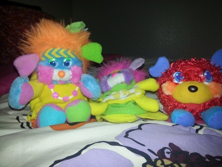 My Popples from France!