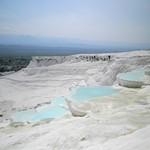 Vista di Pamukkale
