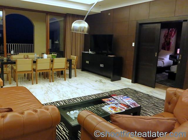 Mövenpick Hotel Mactan - Penthouse Suite