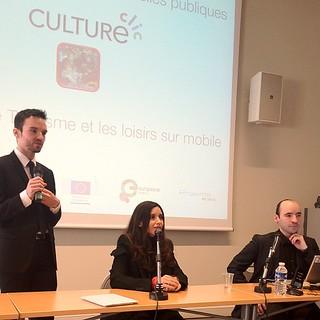 Présentation de #cultureclic #dataculture - Ministère de la Culture  Cc @cclic @youARHere @natachaqs @sachaqs @ministerecc #nofiltre #opendata #paris #france #culture #tourisme #ar