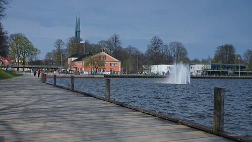 Promenade Växjö