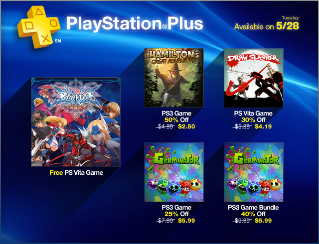 PlayStation Store Update 5-28-2013
