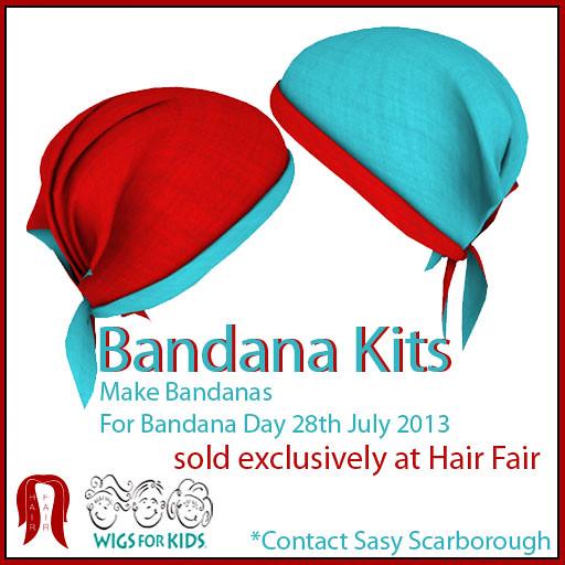 Bandana Day Kit Poster