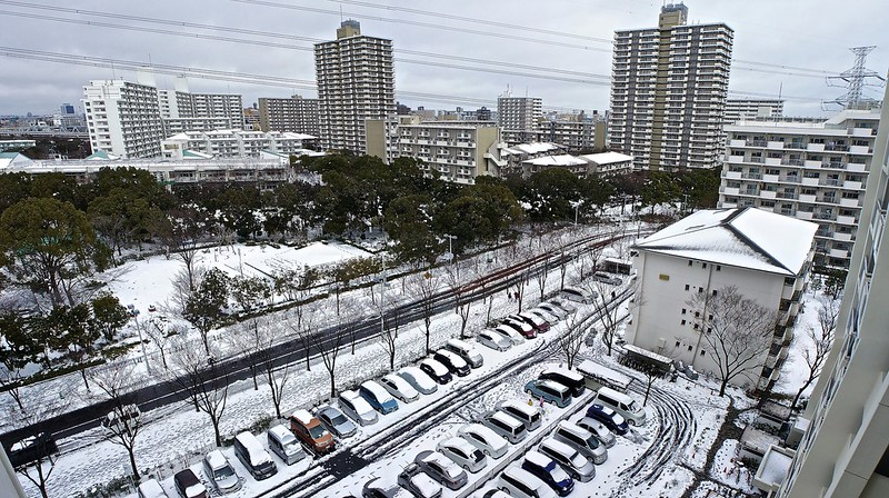 Seishincho Parking area 1-35