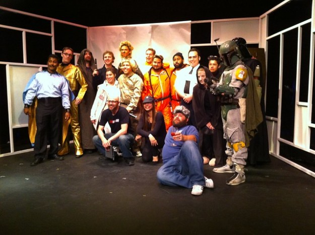 Star Wars Improv Show