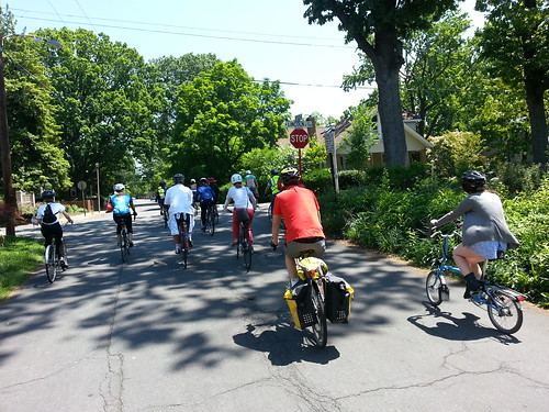 Bike Arlington/WABA/Black Women Bike:DC  - Mother's Day Ride to Hains Point