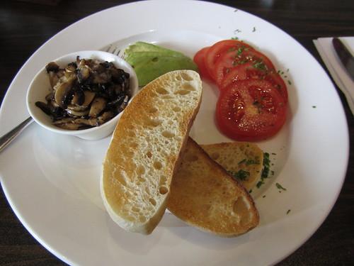 auckland DIY veggie brekkie
