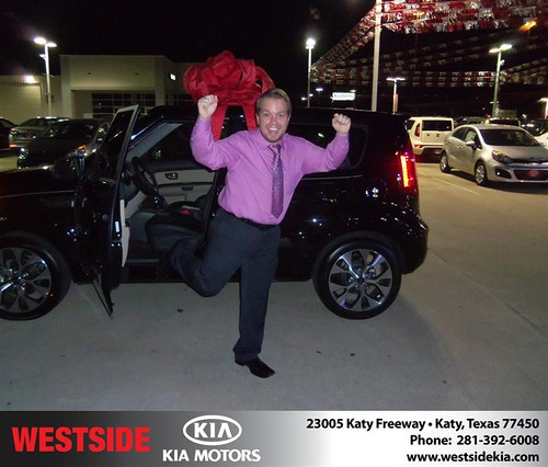 Westside Kia would like to wish a Happy Birthday to Joshua Costea! by Westside KIA