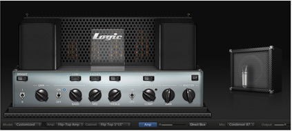 Bass Amp Designer
