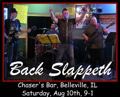 Back Slappeth 8-10-13