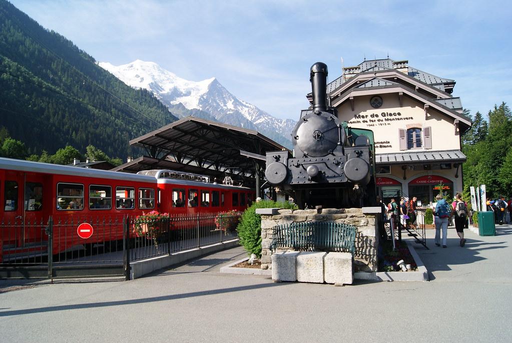 Gare du Montevers