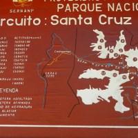 Trekking the Santa Cruz circuit