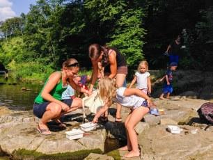Familiensommer 2016 Wasserwerkstatt