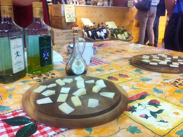 Balsamic vinegar tasting kit