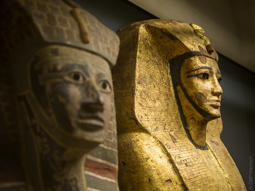 Disapproving Ancient Egyptian Looks